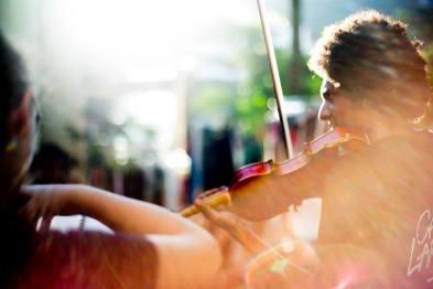 Concerto no The House, Cosme Velho.