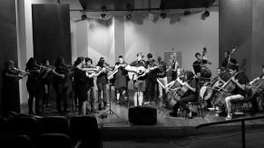 Concerto com o Cantor norueguês, Daniel Kvammen