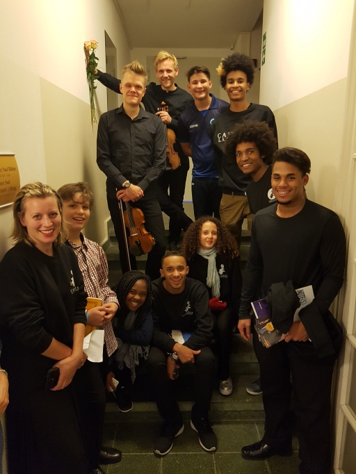Meet and Greet Danish String quartet