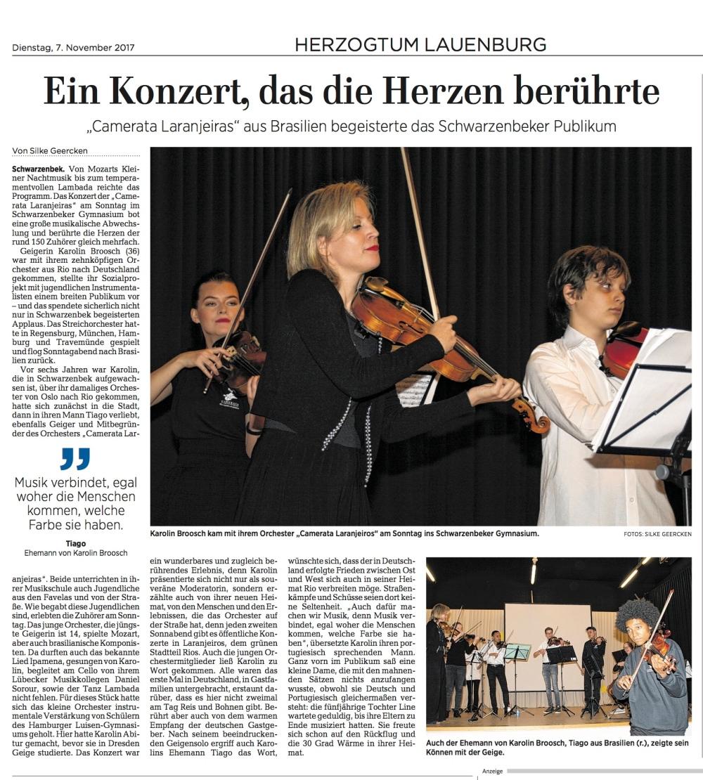 ZeitungSchwarzenbek